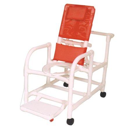 Mjm International E195 3Tw Echo Reclining Shower Chair