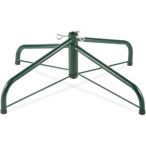 "National Tree 32"" Folding Tree Stand for 9' to 12' Trees 2"" Pole"