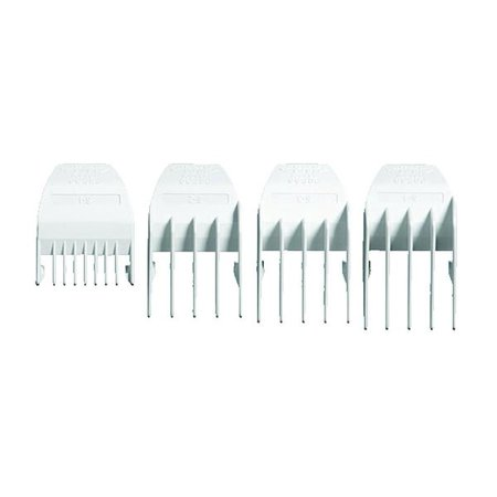 Wahl Set of 4 White Peanut Guides (#1-4) - image 1 of 1