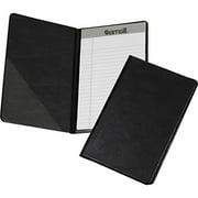 Samsill Padfolio / Portfolio 5 x 8 Writing Pad Black