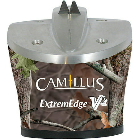 Camillus ExtremEdge V2 Knife and Shear Sharpener (Best Electric Hunting Knife Sharpener)