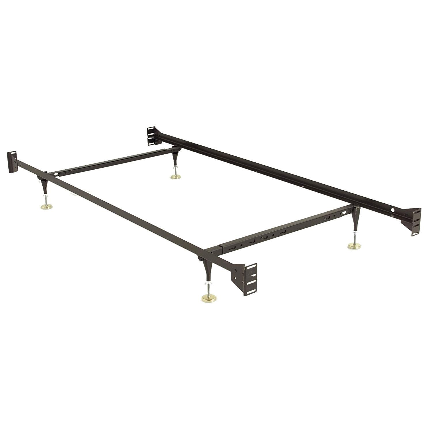 Adjustable Bed Frame For Headboards And Footboards Walmart Com