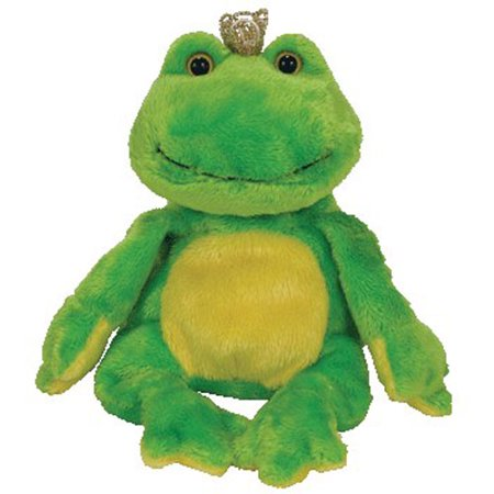 TY Beanie Baby - CHARM the Frog - Walmart.com 4ed8b725dd9