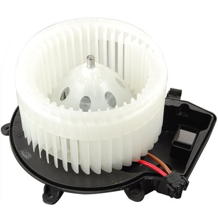 TOPAZ 2038202514 Heater Blower Motor Assembly for Mercedes Benz C SL G CLK - Halloween Class Assembly
