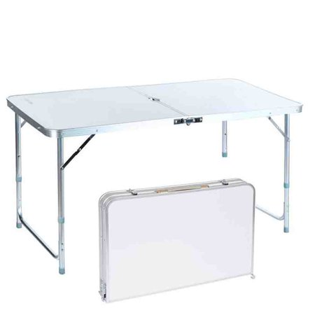 Coleman Camping Tables - Zimtown 3 Feet Portable Folding Table Outdoor Picnic Camping Party Table
