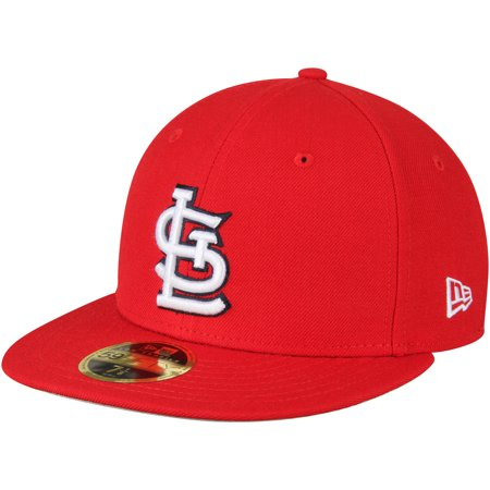 St. Louis Cardinals New Era Standard 2 Low Profile 59FIFTY Fitted Hat - - St Louis Cardinal Halloween Costume