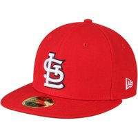 online store f7106 9a089 Product Image St. Louis Cardinals New Era Standard 2 Low Profile 59FIFTY  Fitted Hat - Red