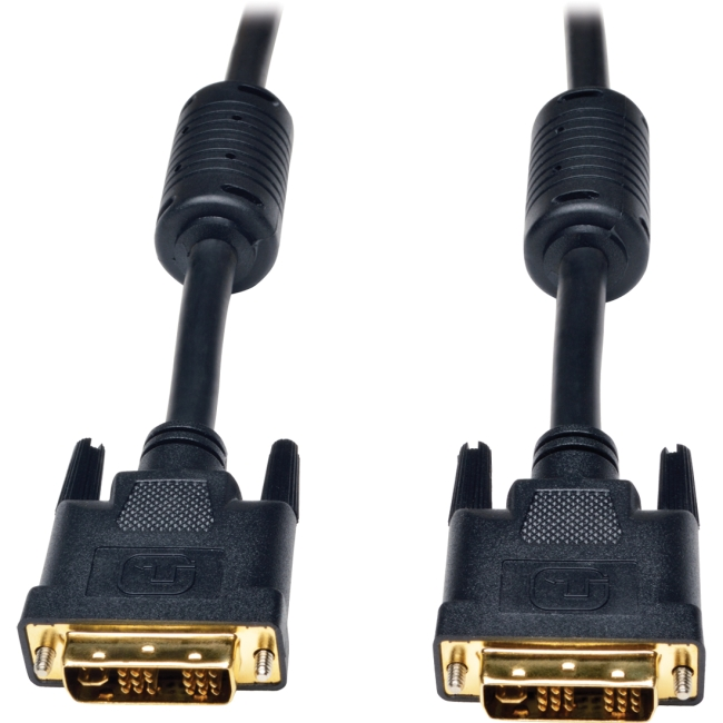 Tripp Lite 6ft DVI Single Link Digital and Analog TMDS Monitor Cable (DVI-I M/M)