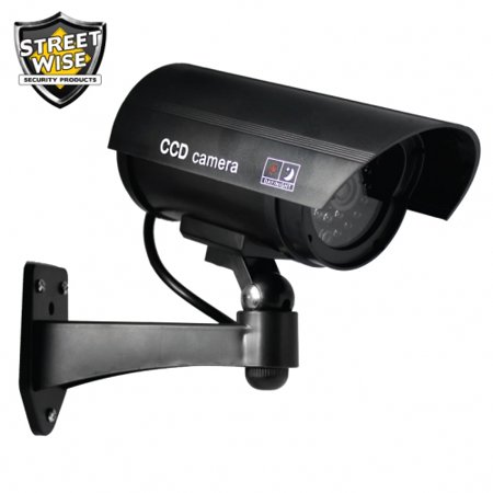 5 Inch IR Dummy Camera Black