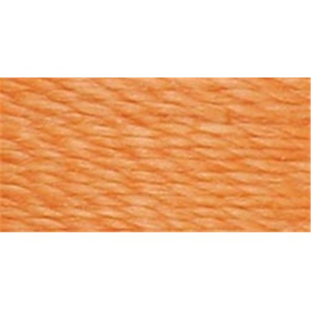 Dual Duty Plus Hand Quilting Thread 325 Yards-Dark Orange 18 Left Thread
