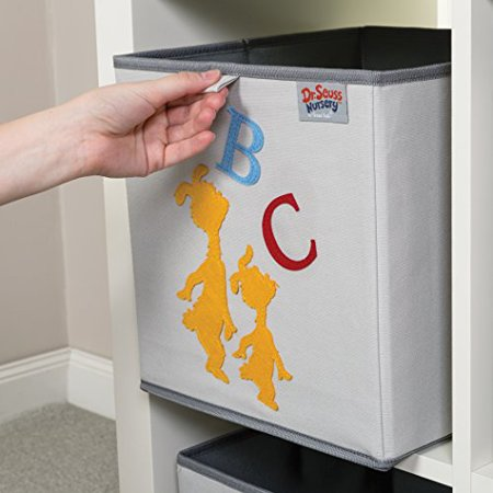 Dr. Seuss ABC Storage Bin by Trend Lab for $<!---->