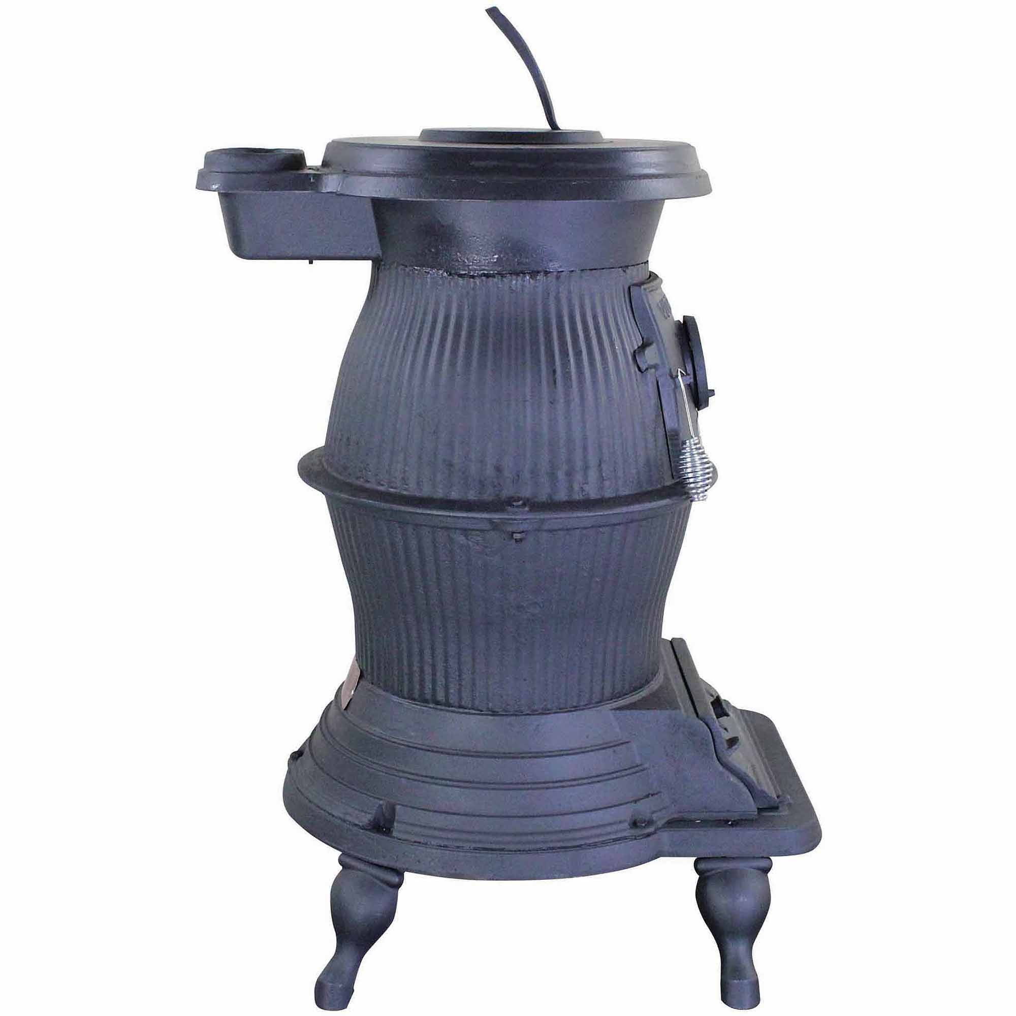 Electric Fireplace Pot Belly Stove Electric Fireplace Heat