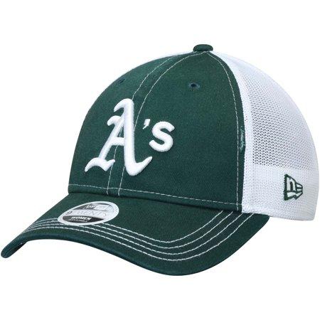 Oakland Athletics New Era Women s Spirited 9TWENTY Adjustable Hat ... daad2de5de