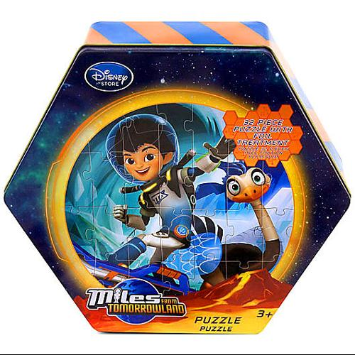 Disney Junior Miles From Tomorrowland Puzzle