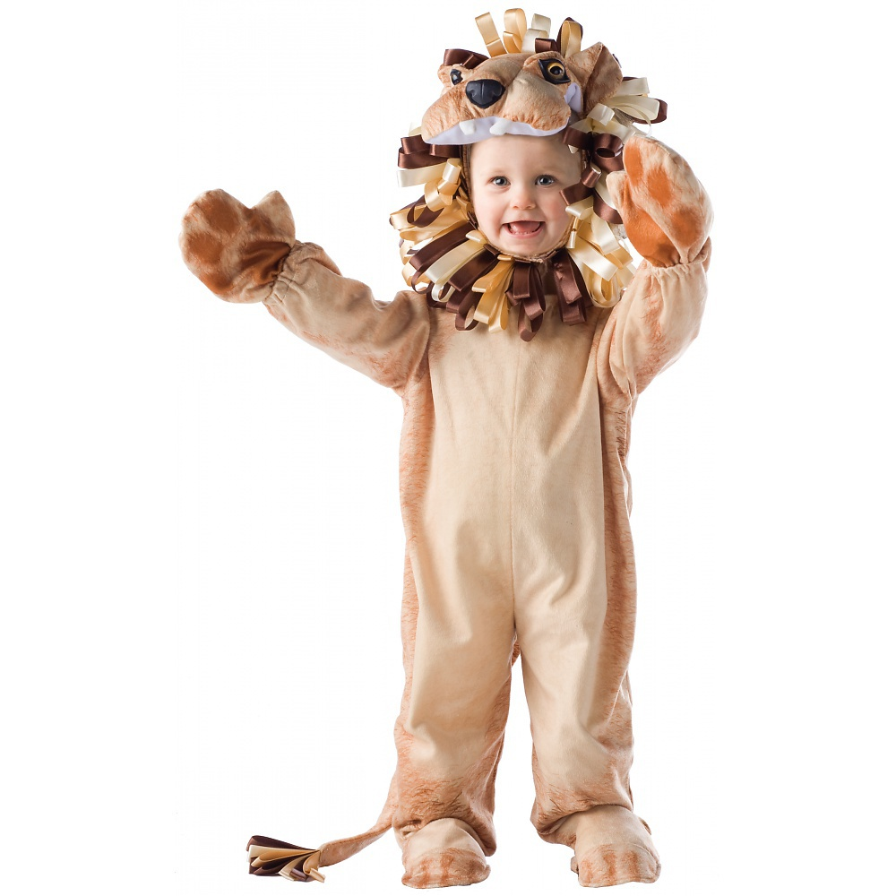 Lion Toddler Costume - Small