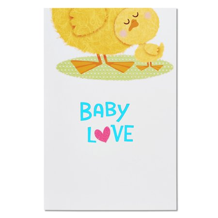 American greetings baby love new baby congratulations card with foil american greetings baby love new baby congratulations card with foil m4hsunfo