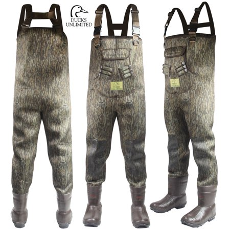 Ducks Unlimited Wigeon 5mm 1600g Waders (10)- MOBL