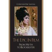 The Epic in Film - eBook
