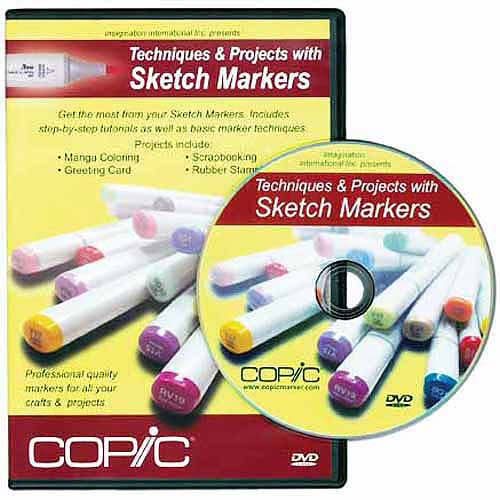 Sketch Marker DVD