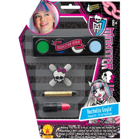 Deluxe Monster High Rochelle Goyal Costume Accessory Makeup - Costume Makeup Kit