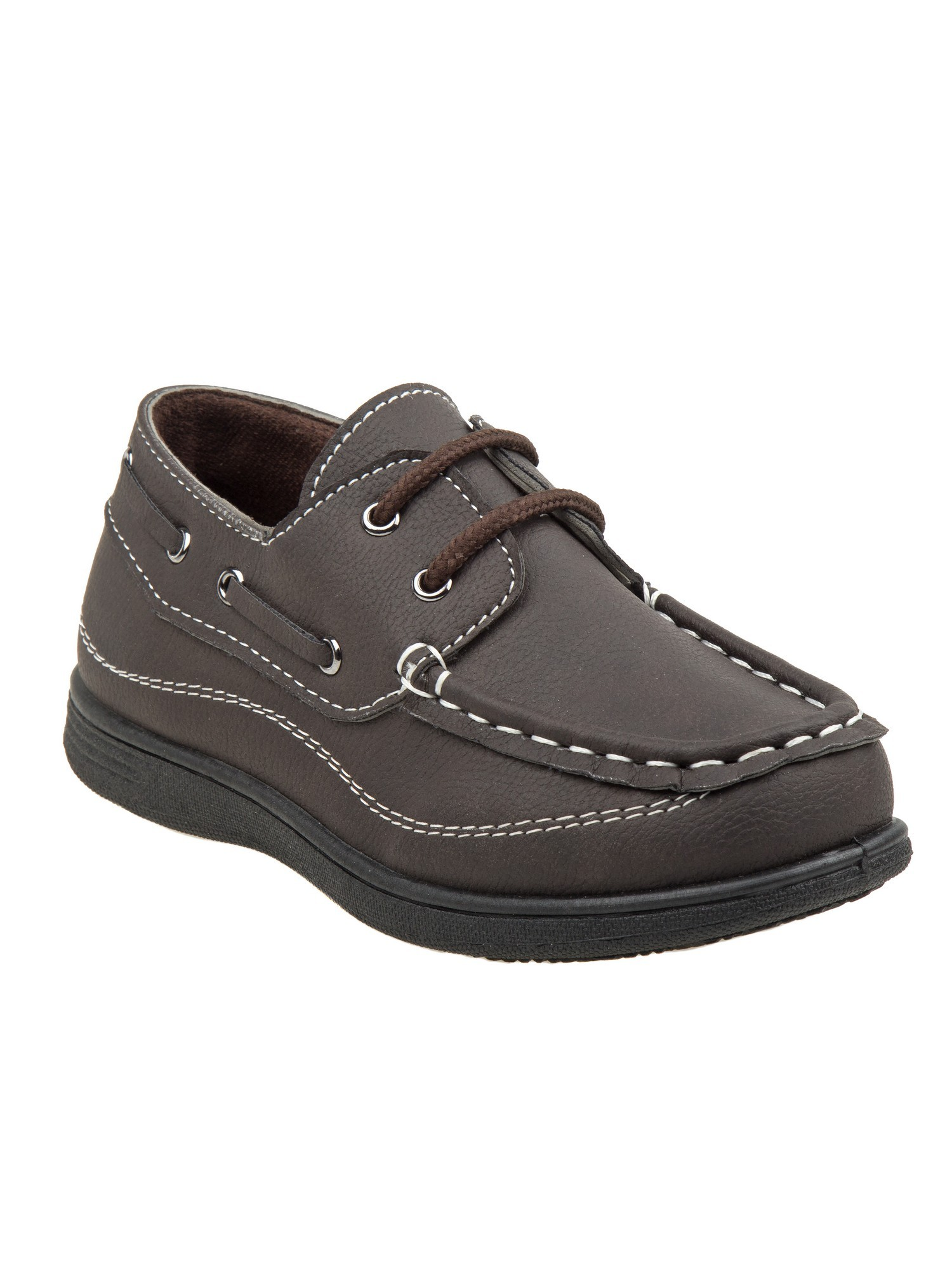 Lace up Boys Boat Shoes