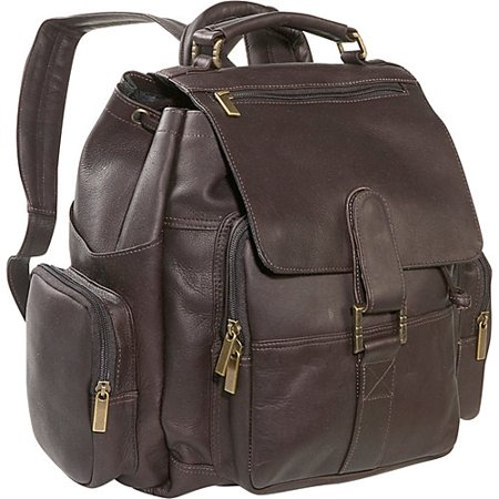 David King & Co 330T Top Handle X-Large Backpack- Tan