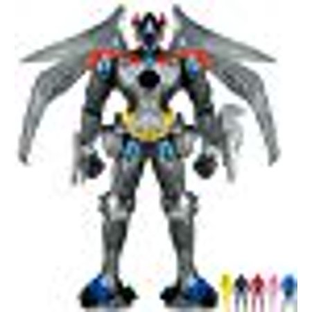 Power Rangers Ultra Movie Megazord with Figures