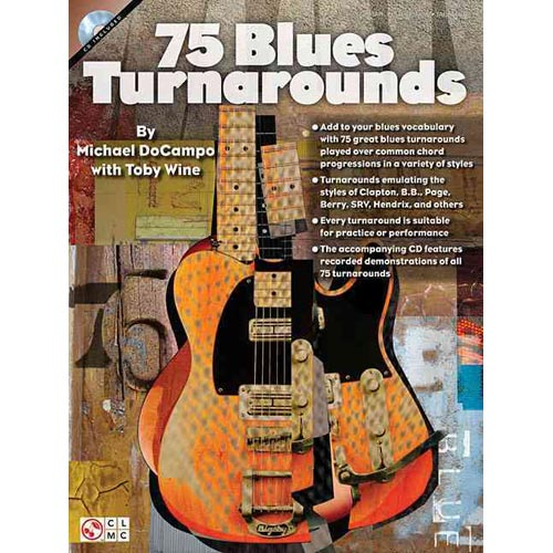 75 Blues Turnarounds