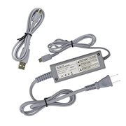 Wii U Gamepad Charger Power Charging Adapter Power Supply Cord AC Adapter And Cable For Wii U Gamepad