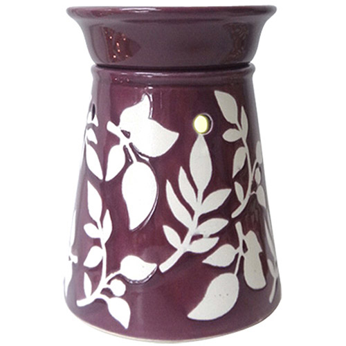 Better Homes and Gardens Mini Warmer, Shadow Leaves