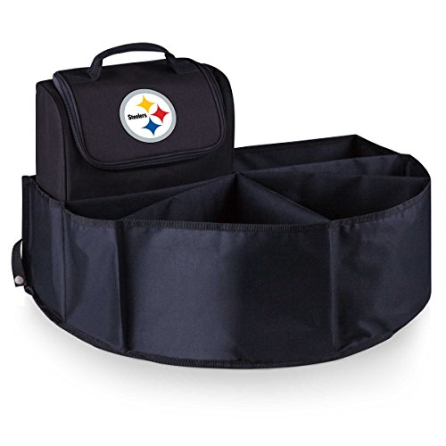 Pittsburgh Steelers - Trunk Boss Organizer w/Cooler by Picnic Time - image 1 de 1