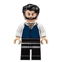 LEGO Marvel Black Panther Movie Ulysses Klaue Minifigure [No Packaging]