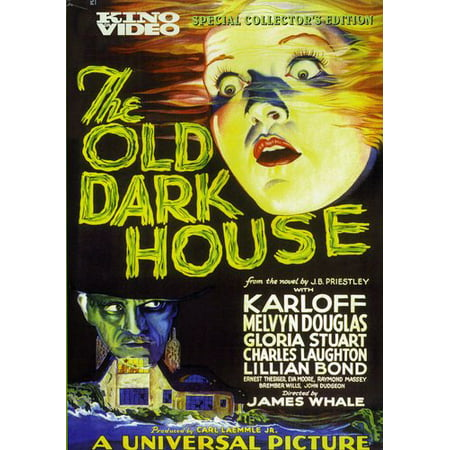 The Old Dark House (Old Horror Movies)