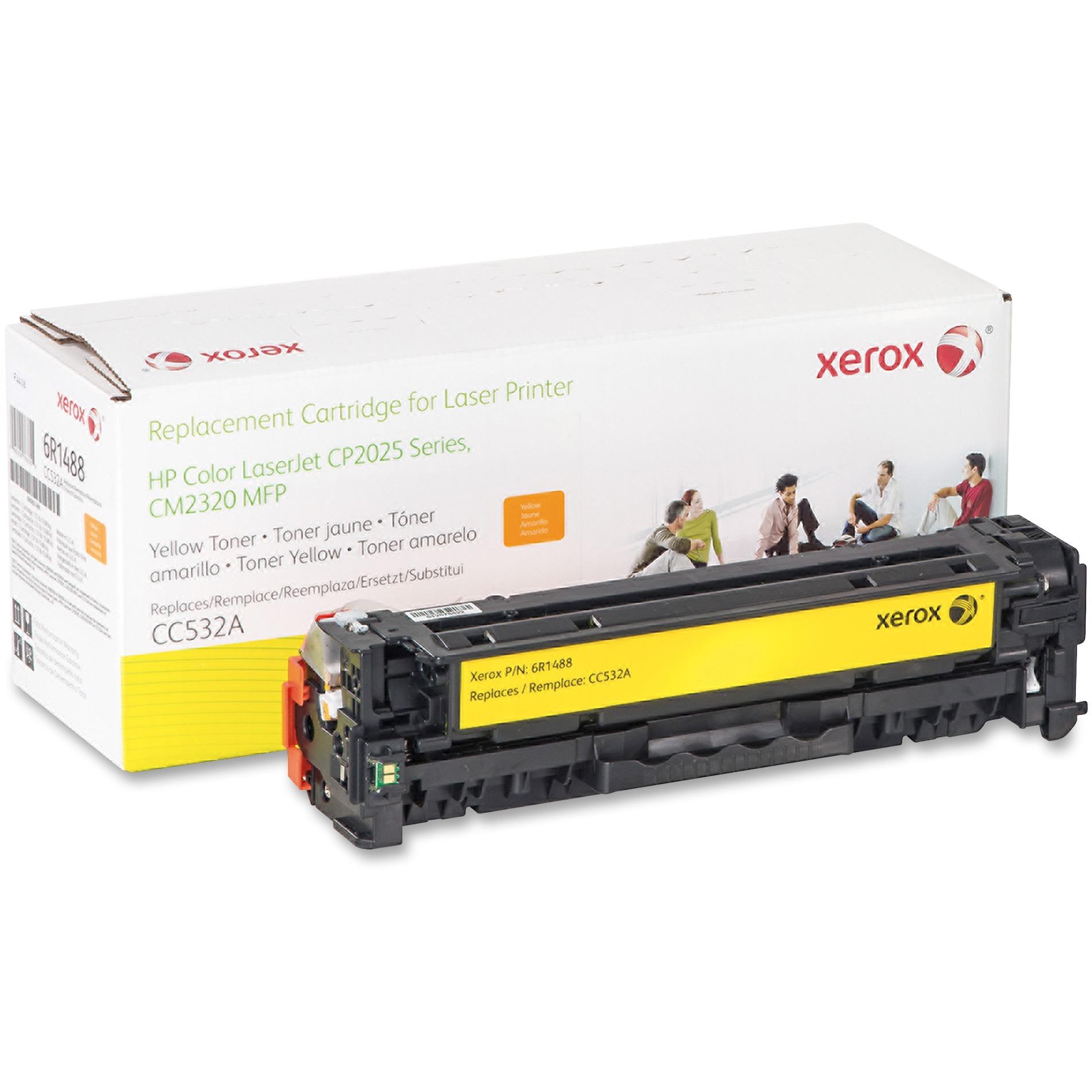 Xerox, XER6R1488, Replacement HP 304A Toner Cartridge, 1 Each