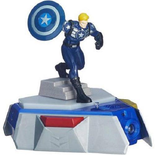 Playmation Marvel Avengers Captain America Smart Figure Bundle