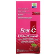 Ener-C  Vitamin C  Multivitamin Drink Mix  Raspberry  30 Packets  9 8 oz  277 g