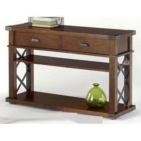 2 drawer sofa table for Sofa table at walmart