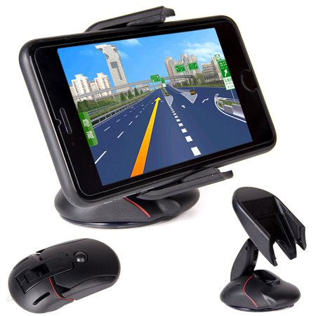 One Touch Holder All Surface Super Car Mount For iPhone Samsung Galaxy Note