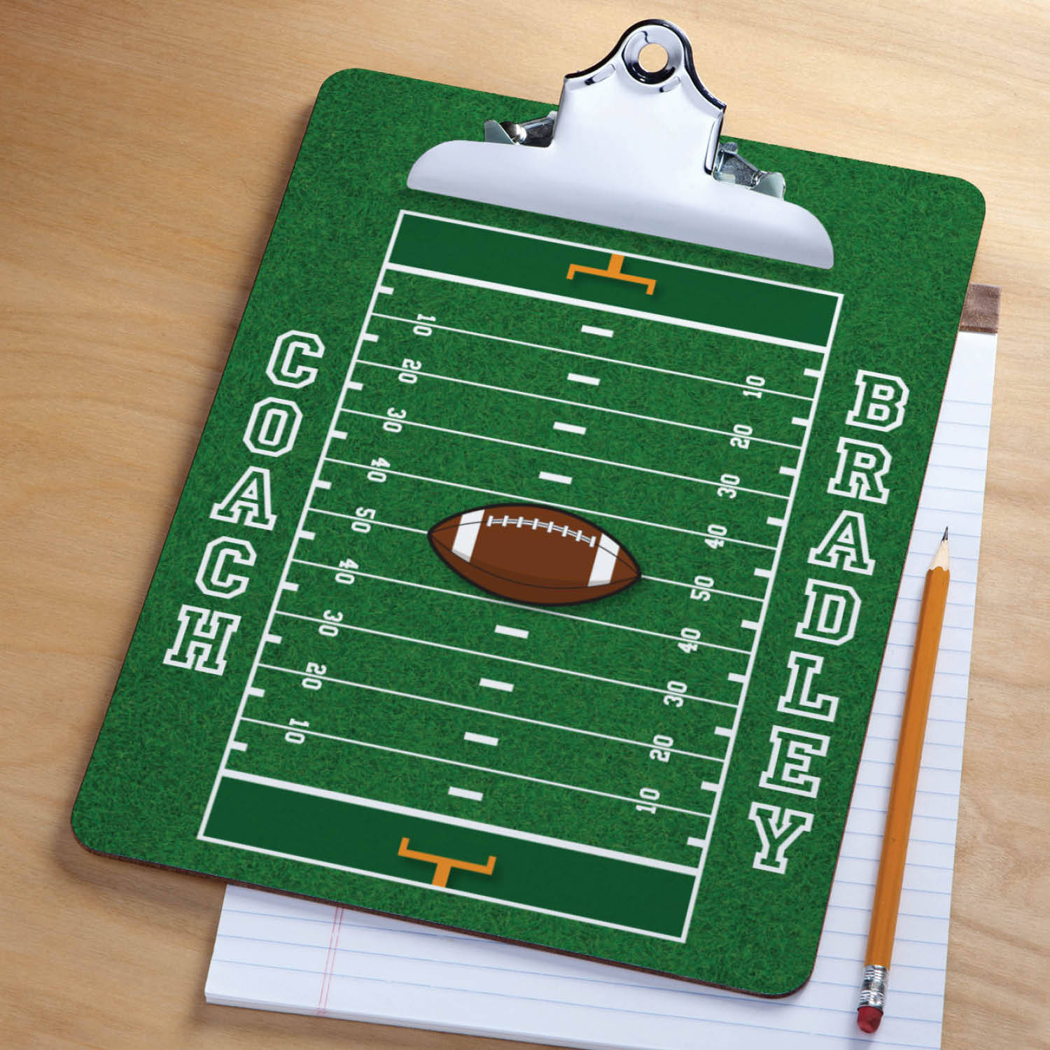 Personalized Sports Clipboards