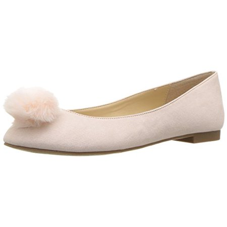 Charles by Charles David Women's Danni Ballet Flat, Misty Rose, 9.5 Medium US (Misty Cosplay Shoes)