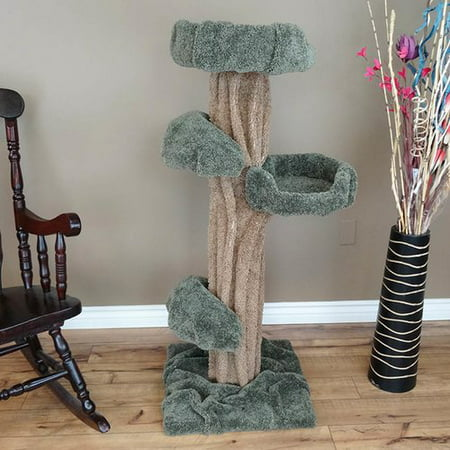 New Cat Condos Premier Tree 51 Inch