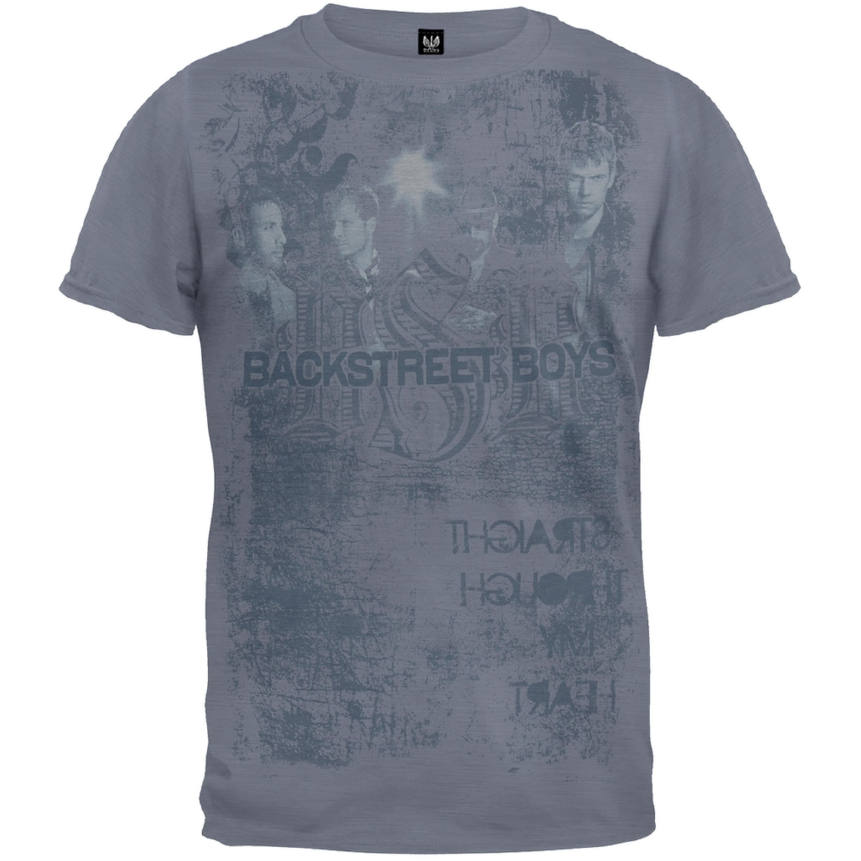 Backstreet Boys - This Is Us 2010 St. Johns Tour Soft T-Shirt