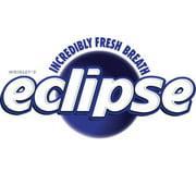 Eclipse Spearmint Sugar Free Chewing Gum Bottle, 60 Pieces