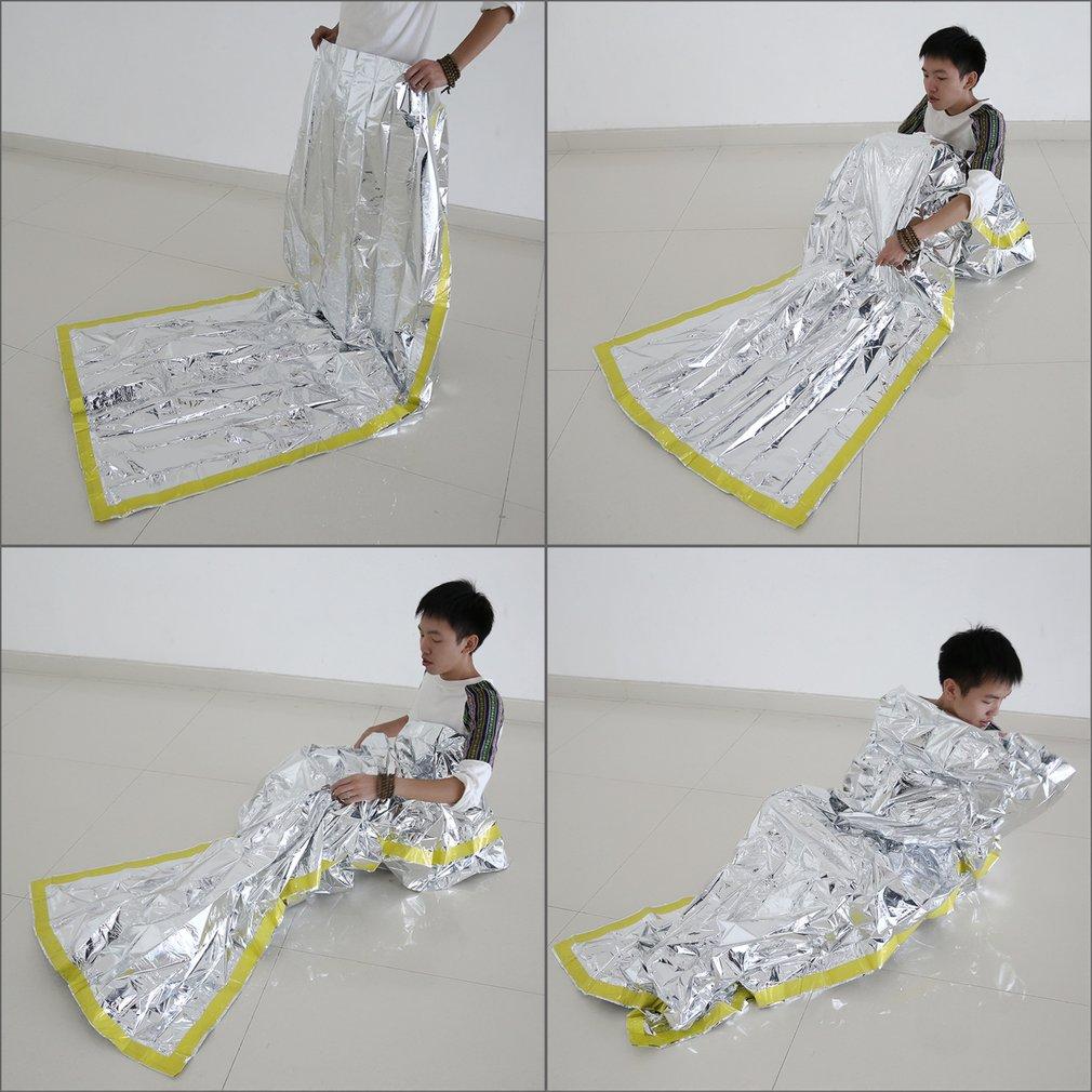 Saving Life Blanket Anti Radiation First-aid Bag Emergency Sleeping Bag by