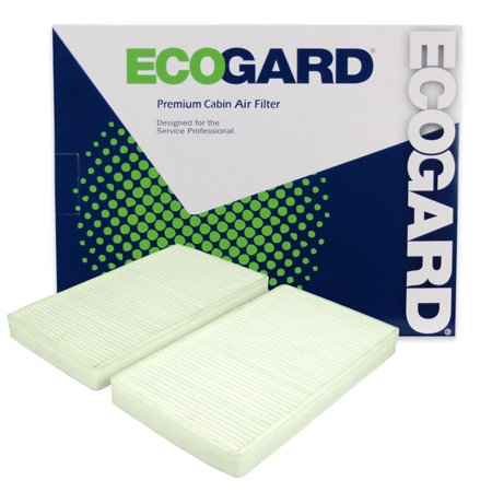 ECOGARD XC15388 Premium Cabin Air Filter Fits Chevrolet Silverado, Tahoe / GMC Sierra / Chevrolet (2008 Gmc Sierra Cabin Air Filter Location)