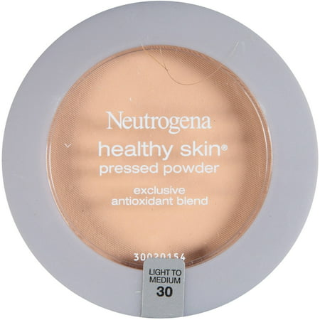 Neutrogena Healthy Skin Pressed Powder, Light to Medium [30] 0.34