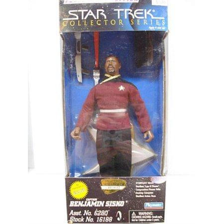 Star Trek Collector Series Captain Benjamin Sisko