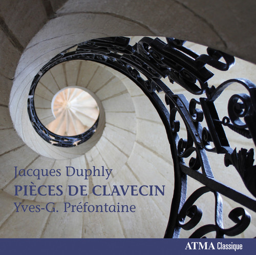 Jacques Duphly: Pieces de clavecin by