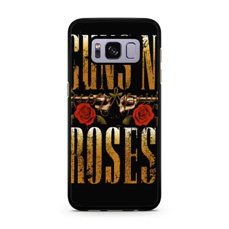 Guns N Roses Galaxy S8 Case
