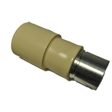 Central Vacuum Cleaner Hose End Wall Adaptor BI-4525 Cleaner End Hose Assembly